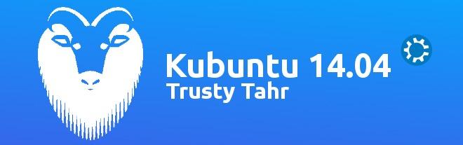 Kubuntu 14.04 LTS