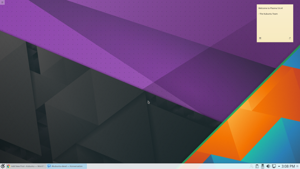 Plasma 5.6.4 Screenshot - 16.04